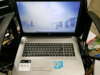 """MINT 17.3"""" HP 17-y010nr Silver Laptop Computer Baltimore, 21216"""