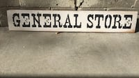 General Store Sign Los Angeles, 91364