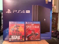 PlayStation Pro / Red Dead / Spiderman Arlington, 22202