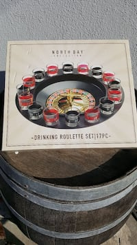 North Bay Drinking Roulette set Los Angeles, 90059