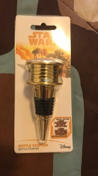 Star Wars Lando Calrissian Bottle Stopper Alexandria, 22303