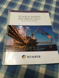 Humber textbook WRIT 120 (used/ good condition) Mississauga, L5V 2Y1
