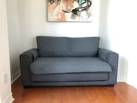 Small sofa bed with matching slipcover - *moving sale* Toronto, M5G 2R2