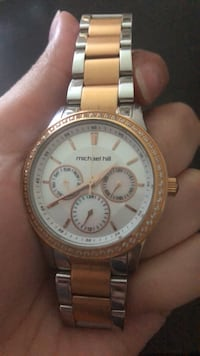Women's micheal hill watch  Langley Twp, V4W