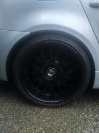 Modsport 5x120 wheels Burnaby, V5H 0A3