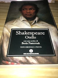 Othello - Shakespeare Caserta, 81100
