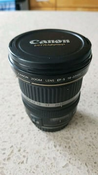 Canon EFS 10-22mm lens Washington, 20032