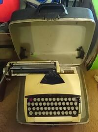 white and black typewriter Springfield, 22151