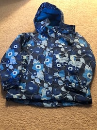 Snowsuits size 6 and 6X
