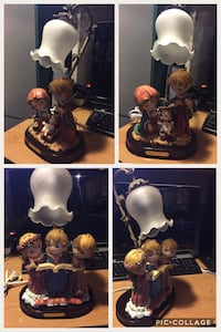 """Collector """"Belle & Benny"""" Lamps $30 each Vaughan, L6A 1C1"""