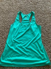 Turquoise tank Lincoln, 68512