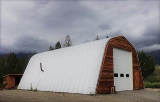 Pre-Fabricated Steel Building