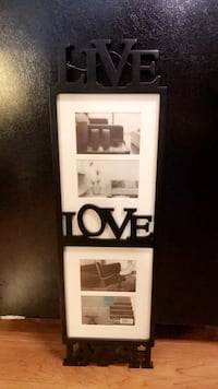 Live Love Laugh wall hanging picture frame  Shoreline, 98133