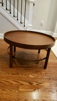 Mid Century Modern brown coffee table Washington, 20010