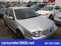 2004 Volkswagen Jetta GL lake worth, 33460