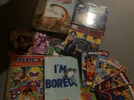Boys book lot