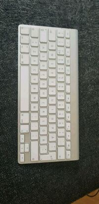 Wireless keyboard Apple  Stockholm, 120 52