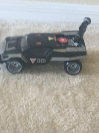 black and gray RC monster truck Wesley Chapel, 33544