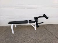 Northern Lights Workout Bench Edmonton, T5X