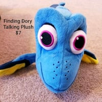 Finding Dory Talking Plush - $7 Toronto, M9B 6C4