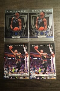 Basketball cards-4 Stockton, 95203