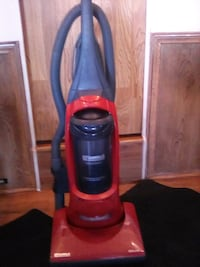 red and black kenmore  upright vacuum cleaner Las Vegas, 89110