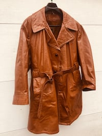 Men's big&Tall leather coat  Muskegon, 49442