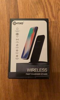 Wireless Fast Charger Stand Boston