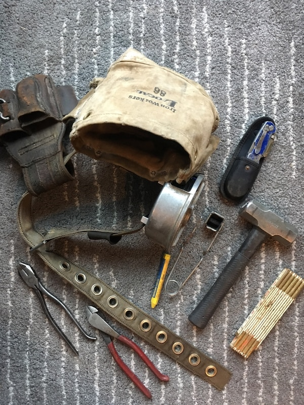 used ironworkers tools - rodbuster tool belt for sale in seattle - letgo