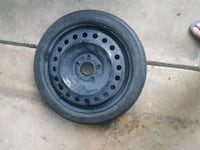 spare tire 5 lug 4dr car  Arlington, 76016