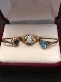 Gold rings w/ diamonds and gemstones Maineville, 45039