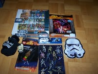 STAR WARS - 6 piece collection Vaughan