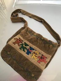 Grateful Dead vintage over the shoulder purse  Cordova, 38018