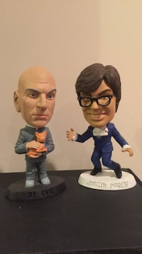 Dr Evil and Austin Powers Montréal, H9C 2Y1
