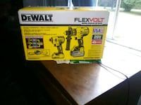 DeWalt flexvolt 20v max xr impact and drill combo  Chehalis, 98532