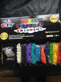 Christmas is coming... DIY Royal Loom Bands Kit Dover township, 17315