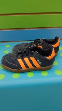 (212A) Baby Boy's Sneakers ADIDAS Size 7
