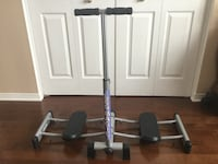Leg magic folding exercise machine  Ottawa, K2G 6V6