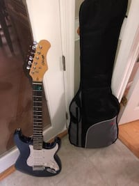 Stagg electric guitar and amp Poquoson