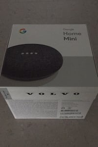 limited edition Volvo google home Mini Milton, L9T 2X5