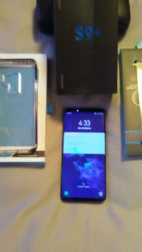 Samsung S9+     BRAND NEW MINT PERFECT CONDITION Winnipeg, R3N 0K1