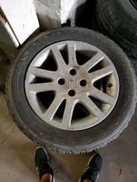 2001 to 2005 Honda civic winter tires  Richmond Hill, L4C 2Y1
