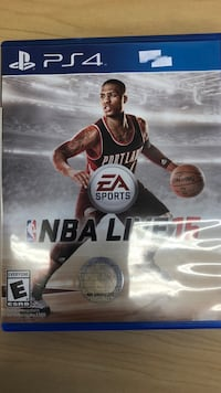 NBA Live 15 PS4 Holly Hill, 32117