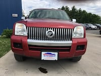 2006 Mercury Mountaineer 4dr Premier GUARANTEED CREDIT APPROVAL Des Moines