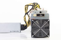Antminer L3+ and PSU New York, 10128