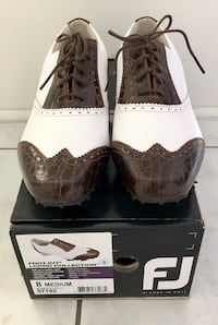 Footjoy Lopro Collection Women's Golf Shoes 8 Medium NEW  Markham, L6B 0P2