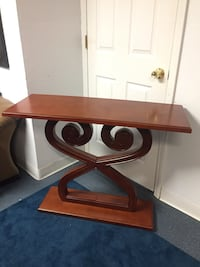 Console table (solid wood ) 193 mi