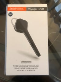 black LG Tone Pro bluetooth headset box Garwood, 07027