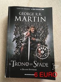 Game of Thrones di George RR Martin Monza, 20900
