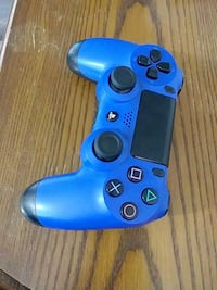 blue Sony PS4 wireless controller Arlington, 22204